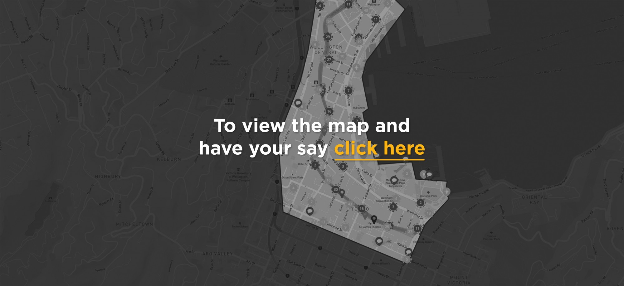 View the map and have your say click here